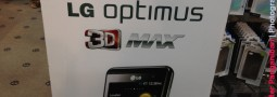 LG Optimus 3D Max Smartphone Experience [Hands On Video]
