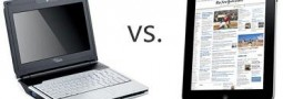 Tablet PCs Vs Netbooks: The Difference