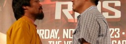 "Congressman Manny ""Pacman"" Pacquiao and Brandon ""Bam Bam"" Rios Fight | HBO Videos"