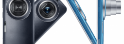 Samsung Galaxy Zoom K: For the Selfie Addicts